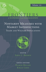 Non Tariff Measures with Market Imperfec