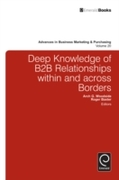 Deep Knowledge of B2B Relationships With
