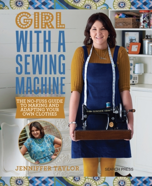 Girl with a Sewing Machine