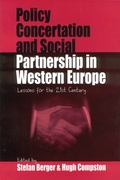 Policy Concertation and Social Partnersh