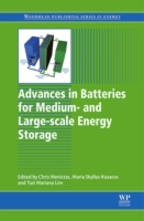 Advances in Batteries for Medium and Lar