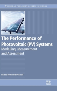The Performance of Photovoltaic (PV) Sys