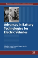 Advances in Battery Technologies for Ele