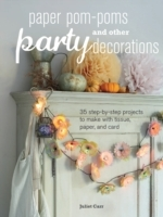 Paper Pom-Poms and other Party Decoratio