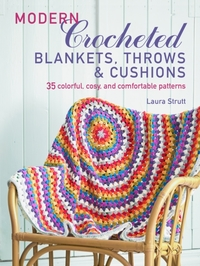 Modern Crocheted Blankets, Throws and Cu