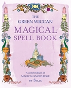 Green Wiccan Magical Spell Book