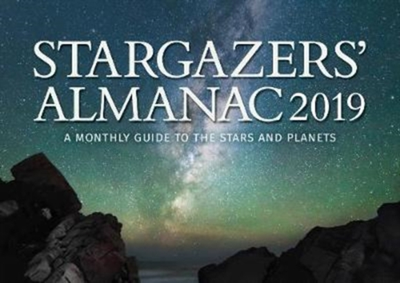 Stargazers' Almanac: A Monthly Guide to