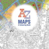 Maps - A Colouring Book