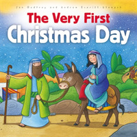 The Very First Christmas Day - Minibook