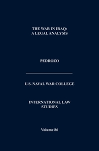 International Law and the Changing Chara