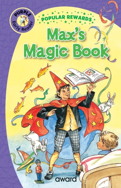 Max's Magic Book