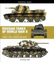 Russian Tanks of World War II