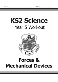 KS2 Science Year Five Workout: Forces &