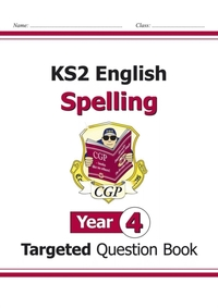 KS2 English Targeted Question Book: Spel