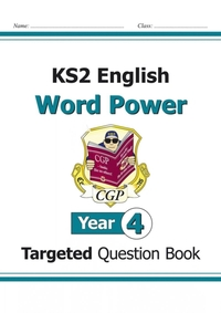 KS2 English Targeted Question Book: Word
