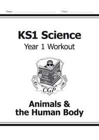 KS1 Science Year One Workout: Animals &