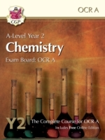 A-Level Chemistry for OCR A: Year 2 Stud