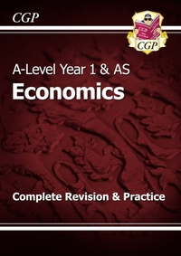 A-Level Economics: Year 1 & AS Complete