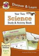 KS1 Discover & Learn: Science - Study &