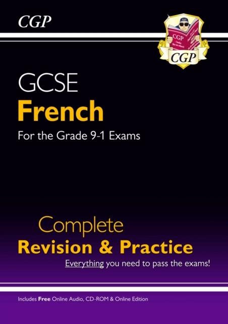 New GCSE French Complete Revision & Prac