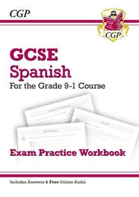 New GCSE Spanish Exam Practice Workbook