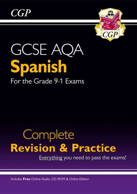 New GCSE Spanish AQA Complete Revision &
