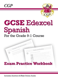 New GCSE Spanish Edexcel Exam Practice W