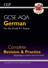 New GCSE German AQA Complete Revision &