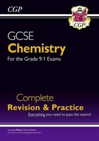 New Grade 9-1 GCSE Chemistry Complete Re