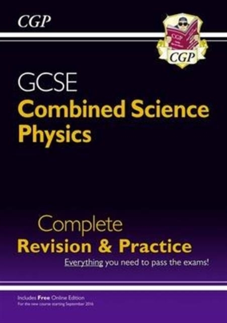 New Grade 9-1 GCSE Combined Science: Phy