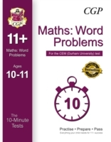 10-Minute Tests for 11+ Maths: Word Prob