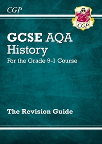 New GCSE History AQA Revision Guide - Fo