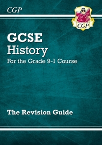 New GCSE History Revision Guide - For th