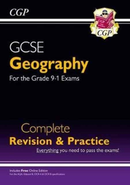 New Grade 9-1 GCSE Geography Complete Re