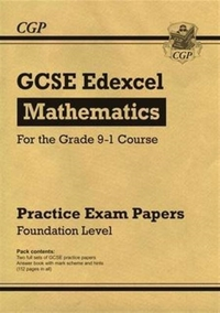 New GCSE Maths Edexcel Practice Papers: