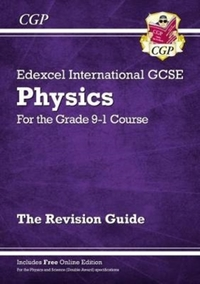 New Grade 9-1 Edexcel International GCSE