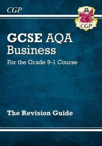 New GCSE Business AQA Revision Guide - F