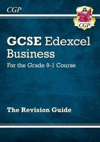 New GCSE Business Edexcel Revision Guide