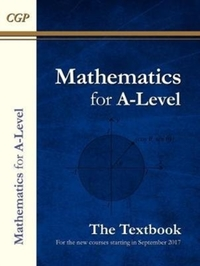 New AS and A-Level Maths Textbook: Year