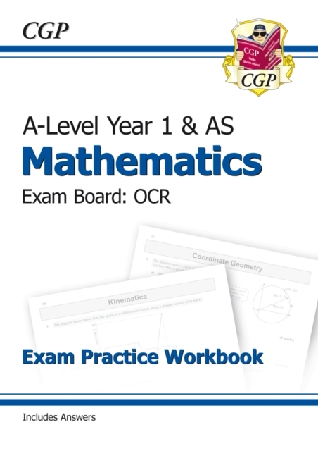 New A-Level Maths for OCR: Year 1 & AS E