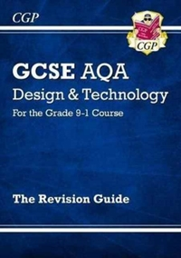 New Grade 9-1 GCSE Design & Technology A