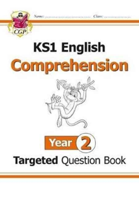 New KS1 English Targeted Question Book: