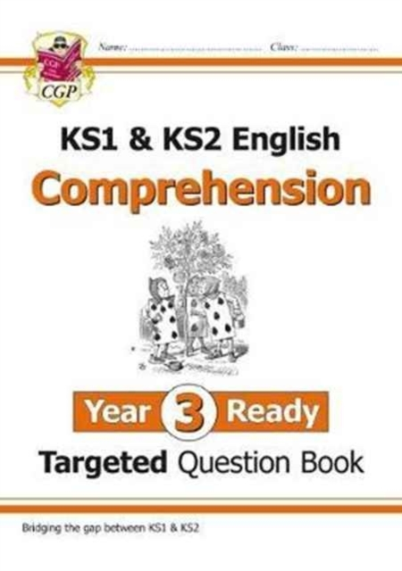 New KS1 & KS2 English Targeted Question