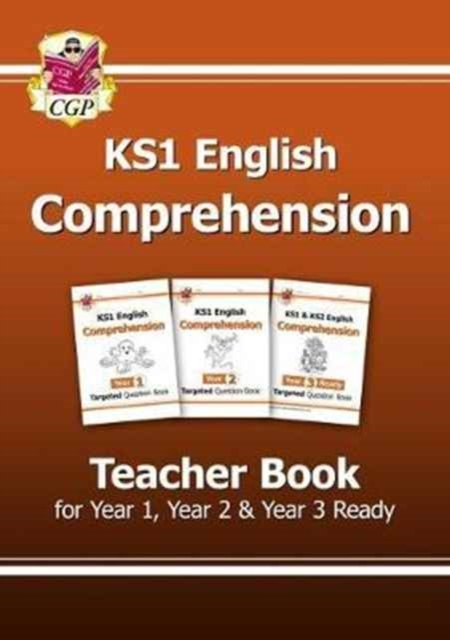 New KS1 English Targeted Comprehension: