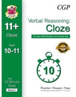 10-Minute Tests for 11+ Verbal Reasoning