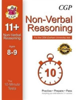 10-Minute Tests for 11+ Non-Verbal Reaso