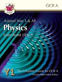New A-Level Physics for OCR A: Year 1 &