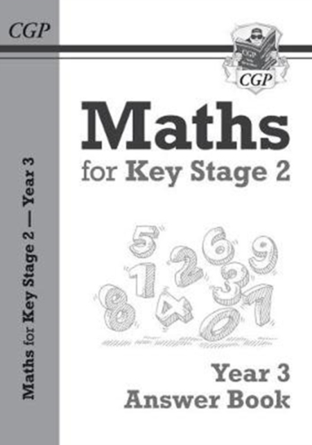 KS2 Maths Answers for Year 3 Textbook