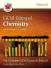New Grade 9-1 GCSE Chemistry for Edexcel