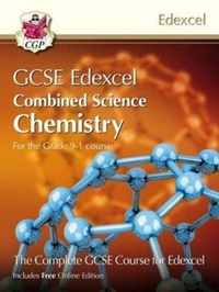 New Grade 9-1 GCSE Combined Science for